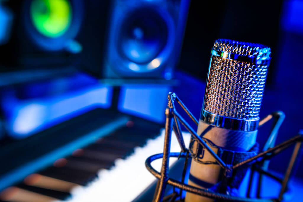Staycon Podcast Studio