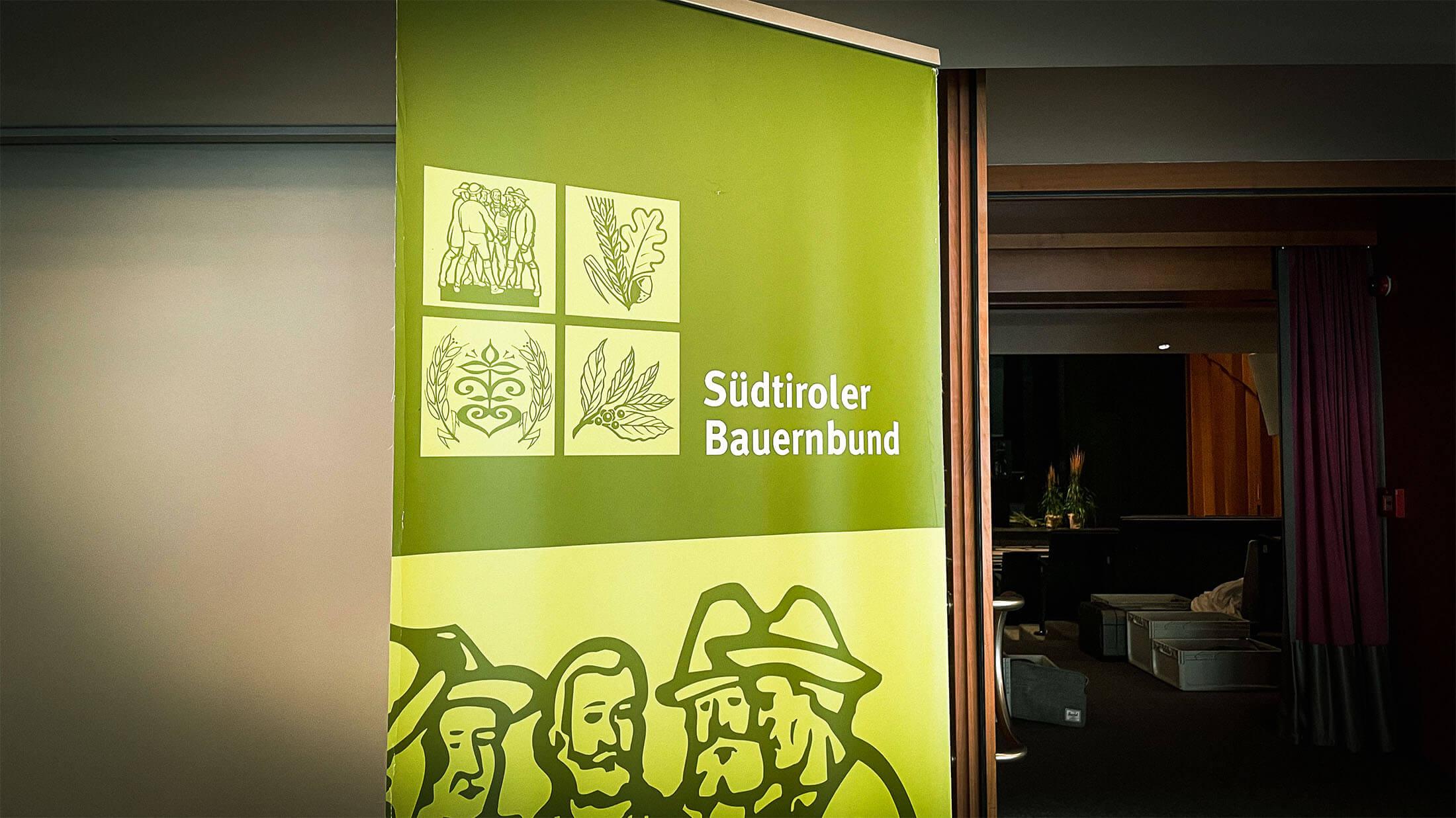 Hybrid-Event Livestream Südtiroler Bauernbund SBB Staycon